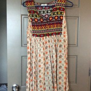 Umgee NWT boho dress. Small